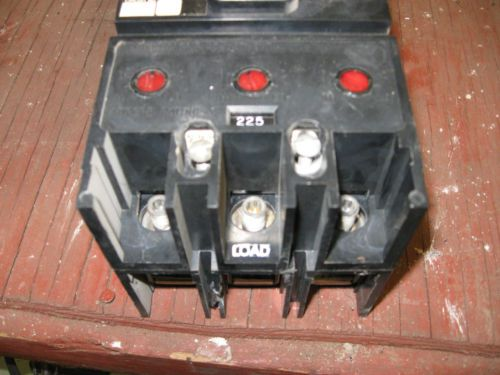 WESTINGHOUSE BREAKER CAT# KB2250F -225A TRIP, US $105.00 – Picture 2