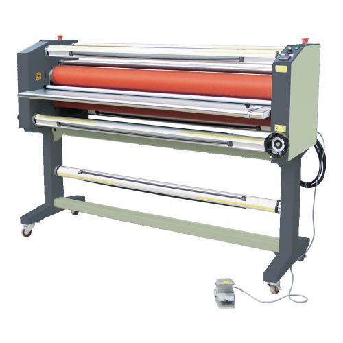 "63"" stand frame full-auto single side wide format hot laminator-by sea only"
