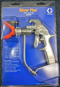 Graco Silver plus airless spray gun NEW OEM � Picture 2