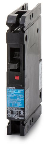 Unused ite siemens ed41b050  50 a 277 vac 1 pole circuit breaker