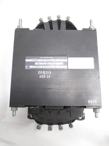 Mte 100950 3kva 1ph 240/480v-ac 240/480v-ac voltage transformer d422014