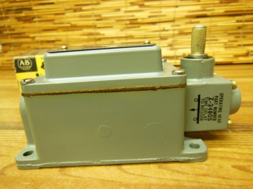 "Allen Bradley 802T-R6TD Oil tight limit switch ""time Delay"", US $85.00 � Picture 3"
