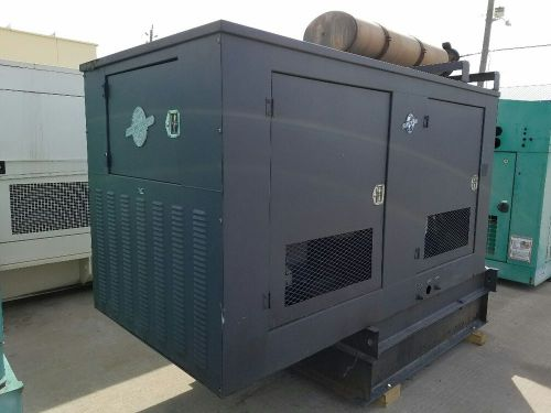 Relisted with price reduced!!  detroit diesel 6v92ta 300kw generator set