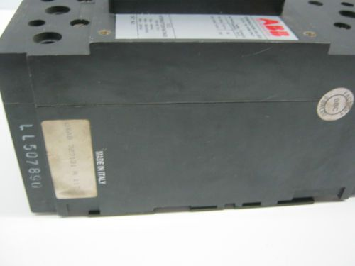USED, ABB TYPE ES, UXAB-727131-R117, 3-POLE 70-AMP, CIRCUIT BREAKER, US $50.00 – Picture 4