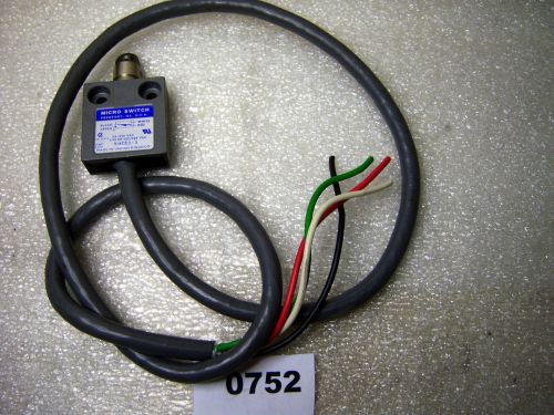(0752) micro switch 914ce2-3 limit switch