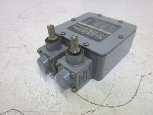 ALLEN BRADLEY 802T-A2A1D SER.C OIL TIGHT LIMIT SWITCH 600VAC *USED*, US $215.00 � Picture 3