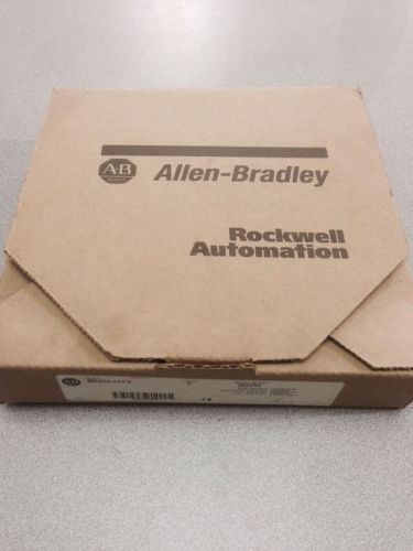 New in box allen-bradley pre-wired limit switch 802m-ay5 series f
