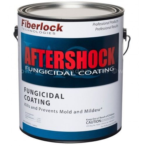 Fiberlock aftershock fungicidal coating 1 gallon