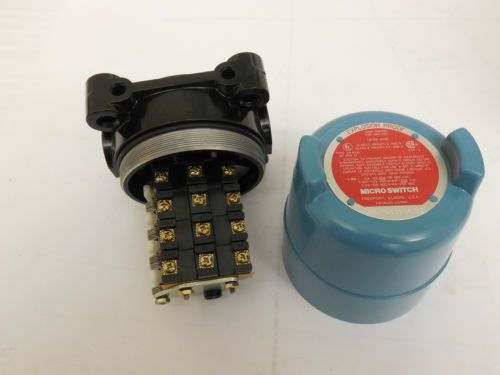 HONEYWELL MICRO SWITCH 21CX14-D01 Switch,SideRotary,StdHousing,SPDT, US $399.00 � Picture 5