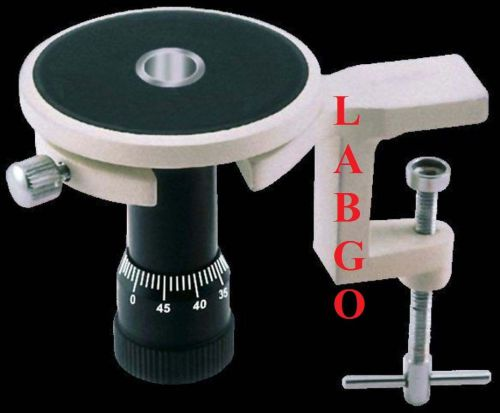 rotary table and sample holder for