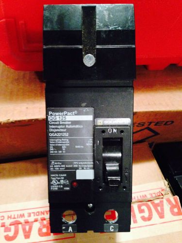 Qga221252 - square d circuit breaker