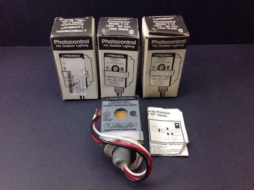 3 new t-15 photocontrol lumatrol 120v-ac 1800w switches b471732