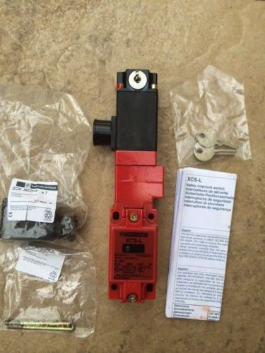 Telemecanique xcs-l / xcsl764f3 safety interlock limit switch new