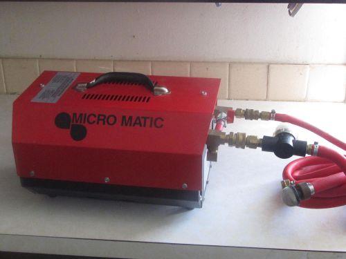 Micro Matic Co2,N2, Air Draft Beer Regulator   TZSupplies com