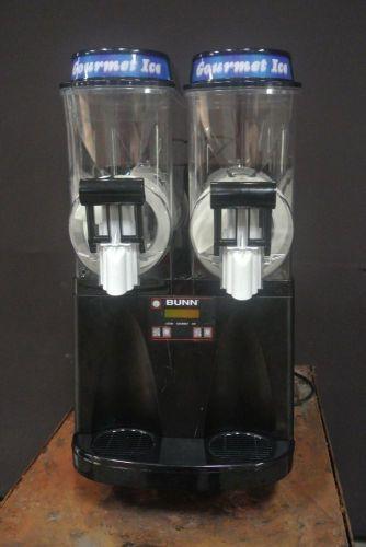 Parrot Ice Two Flavor Frozen Beverage Machine Model 2403