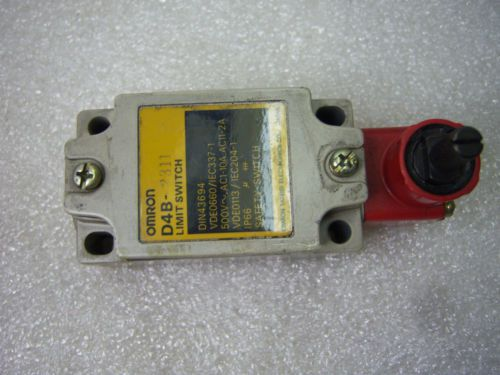 (z 10-28 L12) 1 OMRON D4B-2311 SAFETY SWITCH, US $32.22 � Picture 3