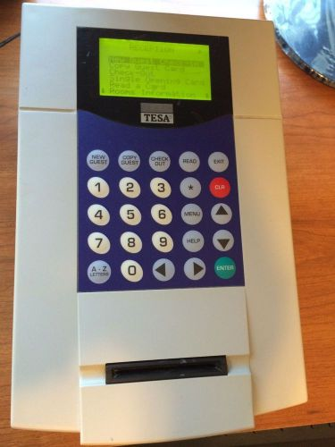 Onity Tesa Ht22i Front Desk Encoder Hotel Motel With