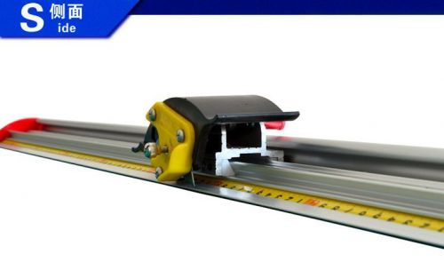 Wj-160 track cutter trimmer for straight&safe cutting, board, banners,160