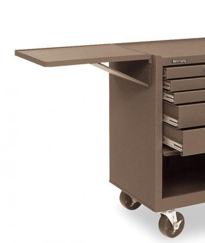 Kennedy fold away shelf, for tool box, ds1b, brown wrinkle finish, new