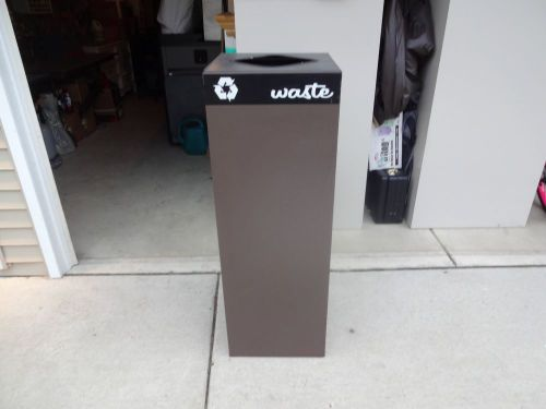 Heavy duty waste receptacle / trash can