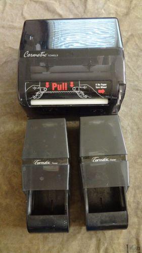 Gp Paper Towel Dispenser Gp4242 0301 2x Toilet Paper