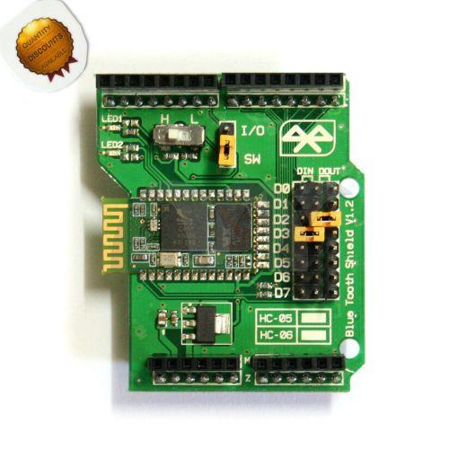Stackable Bluetooth Shield Module -Arduino