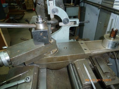 Clausing Lathe 6900 Series Follower/Follow Rest-Free