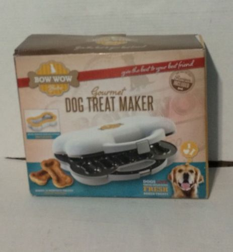 Bow wow bistro gourmet dog treat maker