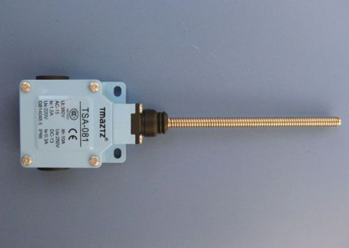 Tmaztz  TSA-081 Spring Rod Actuator Momentary Limit Switch Ui 380V Ith 10A, US $12.59 � Picture 2