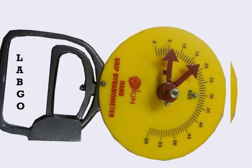 a close examination of the hand grip dynamometer