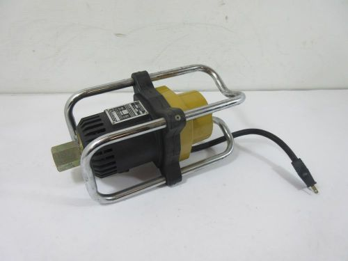 Electric Vibrator the wyco tool 115v 12 amp 902A Used – Picture 1