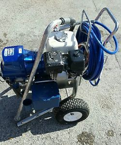 Graco gmax ii 7900 pro contractor airless sprayer