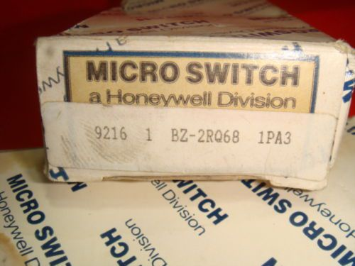NEW, LOT OF 2, HONEYWELL MICRO SWITCH BZ-2RQ68, LIMIT SWITCH, NEW IN BOX, US $34.99 � Picture 3