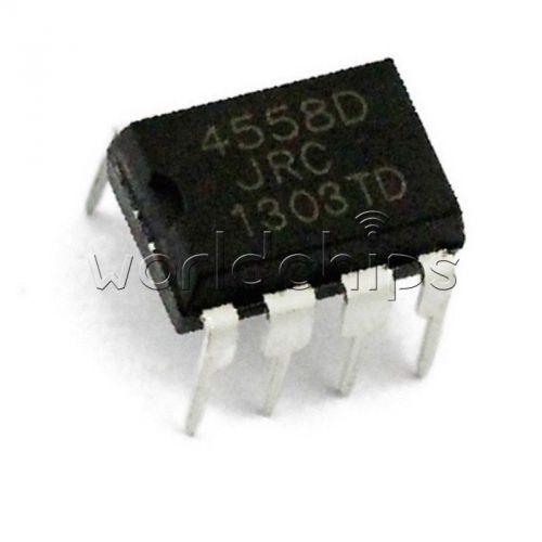 JRC4558D RC4558D 4558D AMP.