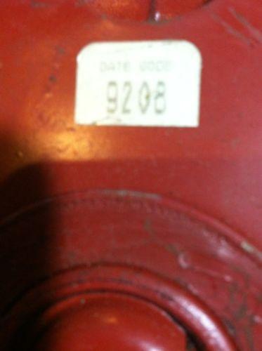 Dayton Circulator Pump : Dayton k motor circulator pump hp v rpm