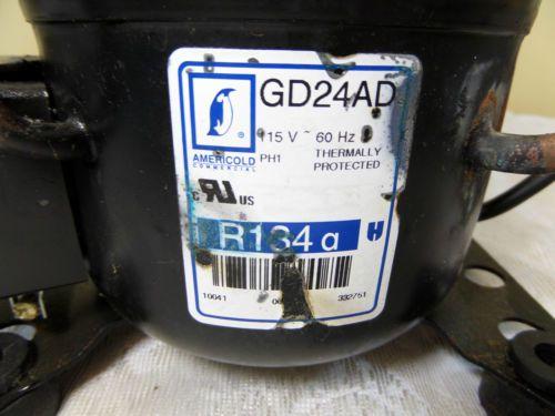 Commercial Compressor GD24AD/R134a   TZSupplies com
