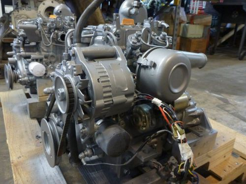 Yanmar 2GM-13 HP Marine Complete with Transmission 2 5:1