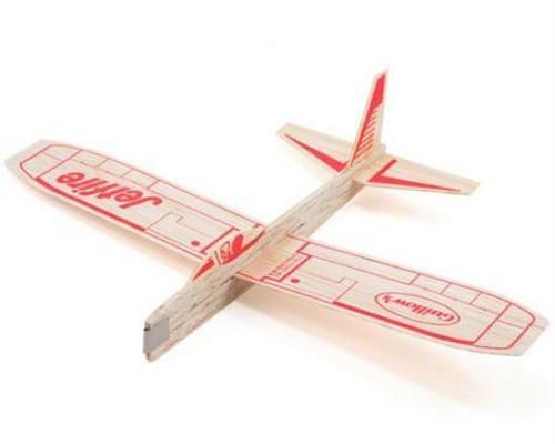 Guillow 30 jetfire balsa gliders (48)