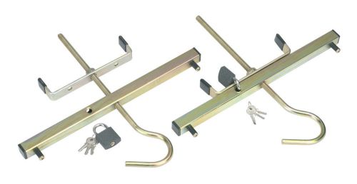 Slc2 sealey tools ladder roof rack clamps [ladders] ladders