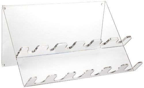 Heathrow scientific hd20620 clear acrylic 6 place pipettor station