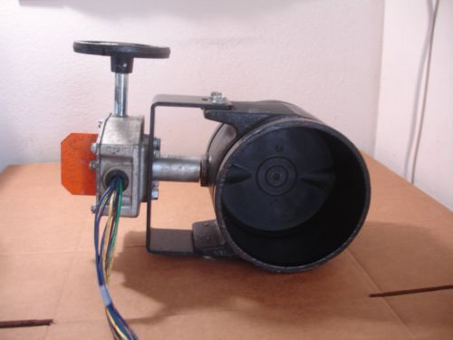 Victaulic 6 inch butterfly valve -fire lock- for fire sprinkler