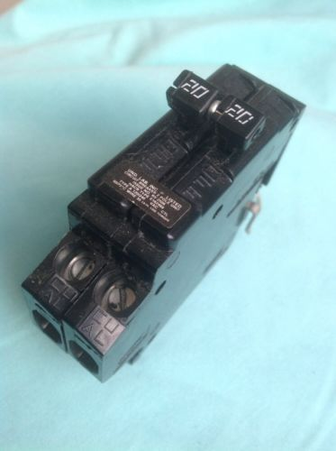 CHALLENGER,CROUSE-HINDS Circuit Breaker C220,A220 - 2 pole 20A , 208/240V- NEW, US $38.00 – Picture 5
