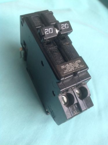 CHALLENGER,CROUSE-HINDS Circuit Breaker C220,A220 - 2 pole 20A , 208/240V- NEW, US $38.00 – Picture 6