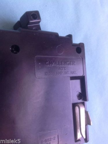 CHALLENGER,CROUSE-HINDS Circuit Breaker C220,A220 - 2 pole 20A , 208/240V- NEW, US $38.00 – Picture 7