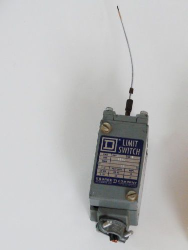 Square D Limit Switch, Class 9007, Type B54L, Ser A, V-AC 120-600, US $9.99 – Picture 2
