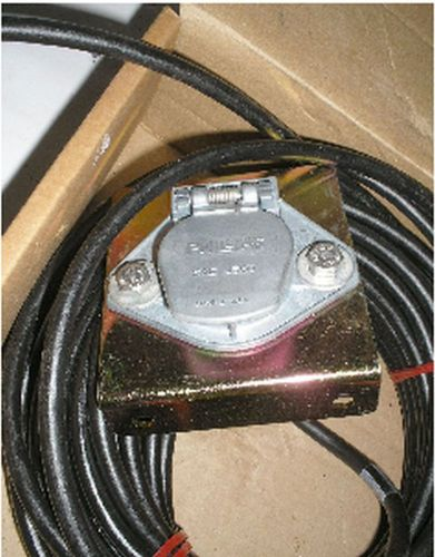 Fabulous Phillips J560 7 Pin Truck Trailer Wiring Harness Plug W Cable Wiring Database Rimengelartorg
