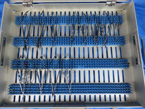 Storz Katena Eye Scissors Ophthalmic Instrument Set (24