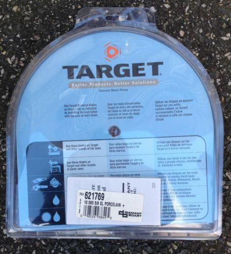 TARGET TILEMATIC TA10100 TILE / STONE CONCRETE WET SAW