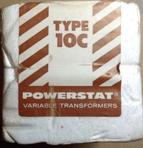Superior Electric Company Powerstat 10C Variable Transformer TYPE 10C, US $85.00 � Picture 6