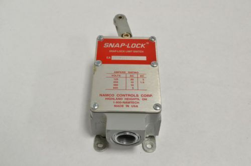 Namco ea170-31100 controls limit switch 1in npt snap-lock 600v-ac 20a b215774